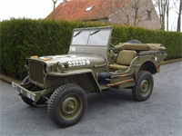 Willy's Jeep,WO-II uitvoering