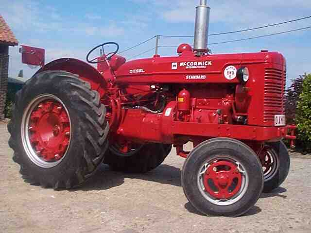 International Harvester BWD-6